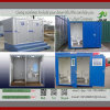 Camp Kitchen Trailer, Portable Toilet, Movable Trailer Toilet/Chemical Toliet Cabin