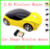 2.4G Optical Wireless Mouse Car Shaped