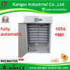 Agricultural Farming Automatic Poultry Eggs Incubator Hatchery Machine