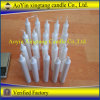 10g/14G/12g/20g/25g/30g/35g White Candle/ Velas Decorativas Wax Candle Factory