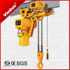 7.5t Electric Chain Hoist Used for Limitted Space Lifting (WBH-07503SL)