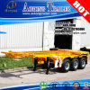 2/3 Axle Skeletal Container Chassis/20FT Container Frame Semi Trailer