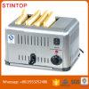 Stainless Steel Luxury Design 4 Slice Bread Toaster