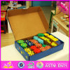 2016 Wholesale Baby Wooden Splicing Toy, Educational Kids Wooden Splicing Toy, Top Fashion Children Wooden Splicing Toy W03b055