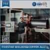 Intermediate Frequency Control Seam Welding Equipment for Drum Production