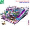 Purple Kids Indoor Playground, Amusement Indoor Playground (BJ-ID07)