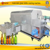 Automatic Hot Alkaline Water Clean Bottle Machine