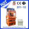High Quality Sy1-10 Electric Fully Automatic Earth/Clay Interlocking Block Machine