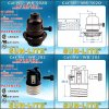 E26 Turn Knob Swithc Lampholders, E26 3-Way Turn Knob Swithc Lampholders; UL Knot Free, Wb-502D
