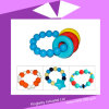 Silicone DIY Bracelet for Children′s Gift