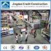 Prefabricated Steel Structure Supermarket Building