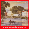 Sounda New Promotion of Art Canvas for Photo Album Artistic Portrait Photography for Wedding Veil