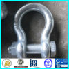 150t Us Type Drop Forgged G2130 Shackle