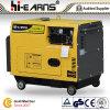 Small Diesel Generator with Digital Panel (DG6500SE)