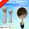 Medical Silicone Rubber for Artificial Limb