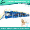Full-Automatic Baby Diaper Making Machine (YNK500-FSV)