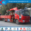 Exported Faw Rhd 6 Wheeler Truck with Crane
