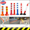 Reflective Road Construction Flexible Elastic Traffic Warning Post