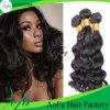 Popular Black and Brown Peruvian Human Remy Ponytail Hair