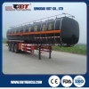 Tr-Axle Tank Semi Trailer Transport Asphalt