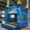 Inflatable Cartoon Jumb Bed in Theme Park