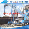 300t/H Rubber Tyre Continuous Ship Loader