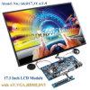 """AV, VGA, HDMI, DVI Input 17.3"""" LCD Monitor"""