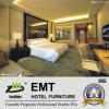 2017 Modern Glass Headboard & Modern Design Hotel Bedroom Furniture (EMT-A1203)