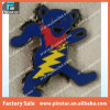 Factory Directly Wholesale High Quality Custom Souvenir Grateful Dead Dancing Bear Hat Lapel Pin
