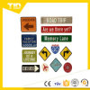 Road Sign Reflective Label for Traffic Safety