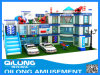 Good Police Theme Design Children Indoor Playground (QL-150706B)