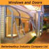 Awning Aluminum Window with Kinlong Brand Fittings