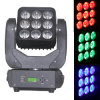 LED RGBW 4in1 Moving Head Matrix Beam Light