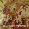 Nylon Camouflage Military Uniform Fabric (KNT228-7)