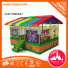 Funny Indoor Ocean Ball Pool Playground Equipment for Children