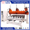 CNC Router Rotary for Antique Sofa Legs, Handrails, Sculptures
