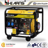 Portable Generator with Four Wheels (DG3000E)