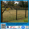 Iron Fence OEM Manufacture with ISO 9001 Certification