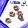 Powder Metallurgy Sintered Bronze Bearing Cu663 Sintered Bushing