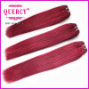 2016 Best Selling Red Color 100% Human Virgin Remy Brazilian Virgin Human Hair