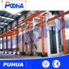 Overhead Hanger Gas Cylinders Shot Blasting Machine Price