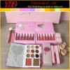 For Kylie Birthday Lipstick & Eye Shadow & Brushes & Powder Makeup Set