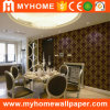 Luxury Non Woven Backed Velvet Surface Wallcovering Home Design