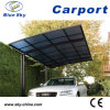 Polycarbonate Steel Carport for Car Parking Shed (B800)