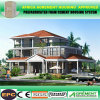 Solar Fitted Steel Structure Modular Mobile Container / Prefab / Prefabricated Building