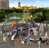 Kaiqi Medium Sized High Quality Climbing System Set for Children′s Adventure Playground (KQ50112A)