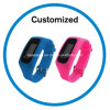 Custom Step Counter Wristband