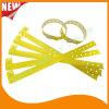 Plastic Entertainment Custom ID Bracelets Wristband (E8070-84)