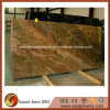Competitive Price Juparana Tier Light Granite Slab