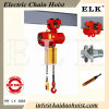 Factory! 2ton Electric Chain Hoist with Manual Trolley